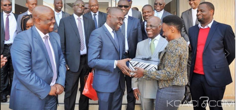 Côte d'Ivoire: Transport, le ministre Amadou Koné achève sa mission  en Afrique du Sud, ce qu'il faut retenir