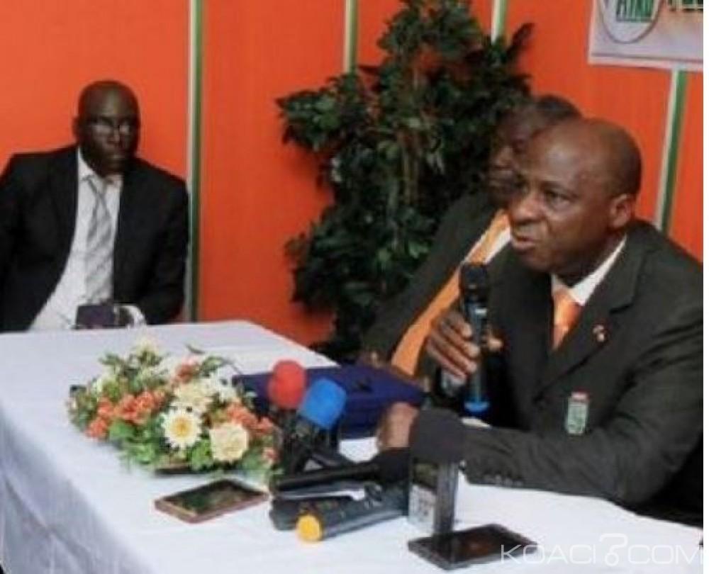 Côte d'Ivoire: Bamba Cheick Daniel réagit à sa suspension par Palenfo, «C'est une flagrante illégalité»