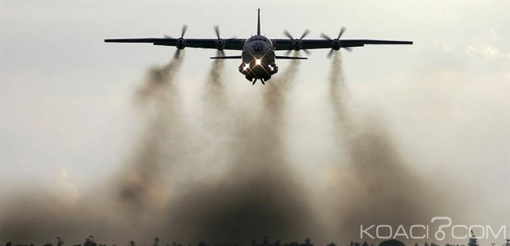 Soudan:   Un hélicoptère militaire s'écrase au décollage, quatre morts