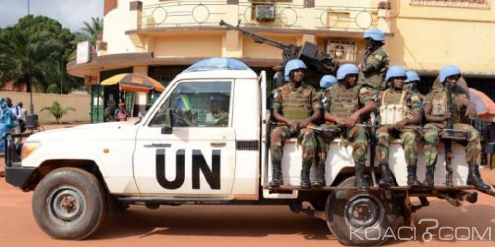 Centrafrique: Accusés d'abus sexuels, des casques bleus du Congo Brazzaville rapatriés de force