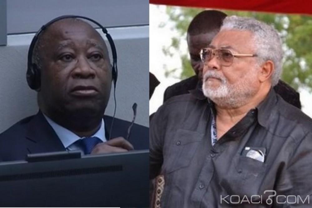 Ghana-Côte d'Ivoire: Vœux et reconnaissances de Gbagbo à l'occasion des 70 ans de son «cher frère» Rawlings