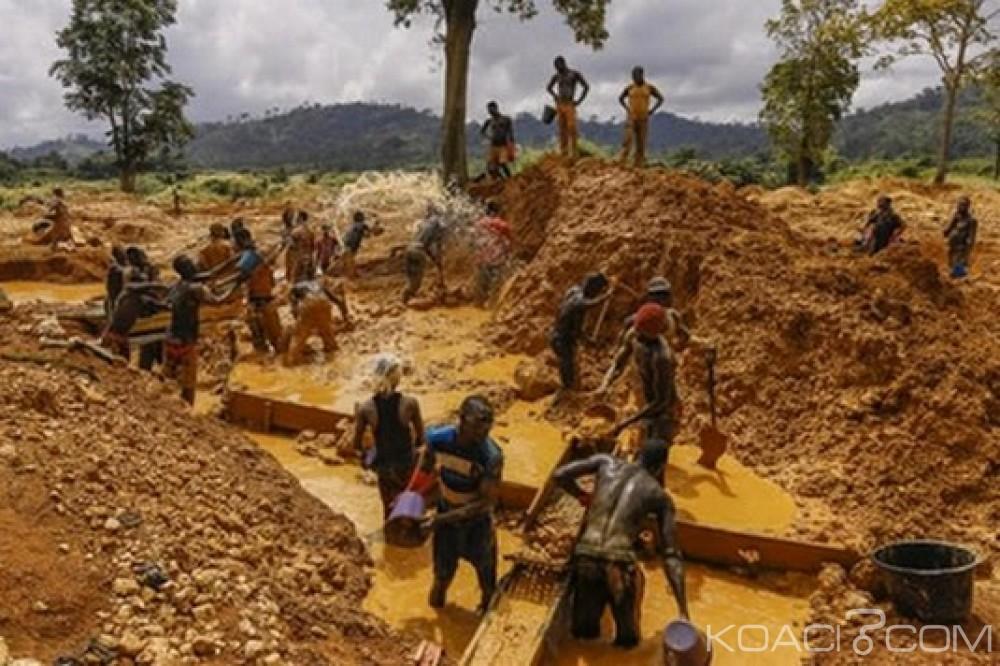 Ghana-Côte d'Ivoire: Environnement, accord pour lutter contre les orpailleurs