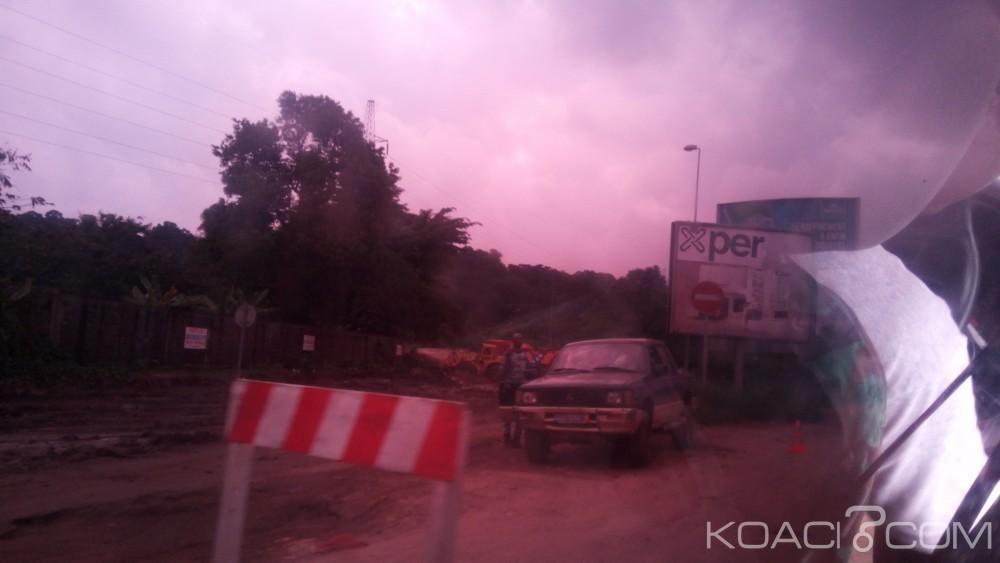 Côte d'Ivoire: Vers la fin du calvaire des usagers empruntant la bretelle de la forêt du banco pour Yopougon ?