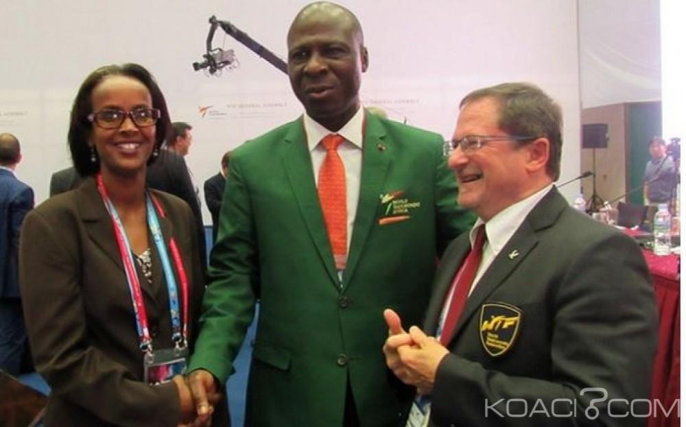 Côte d'Ivoire: Le comité Olympique local  ne le reconnait pas, Bamba Cheick réélu vice-président de l'Union africaine de taekwondo
