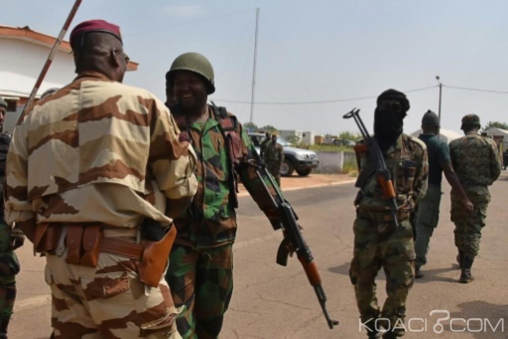Côte d'Ivoire: Mutineries de Janvier et Mai, deux gendarmes et trois militaires écroués, révèle Ange Kessy