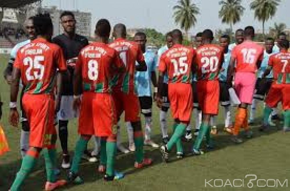 Côte d'Ivoire: Coupe Nationale, ¼ de finale, chocs entre deux clubs de Ligue 1, l'Africa Sport d'Abidjan bénéficie d'un tirage clément