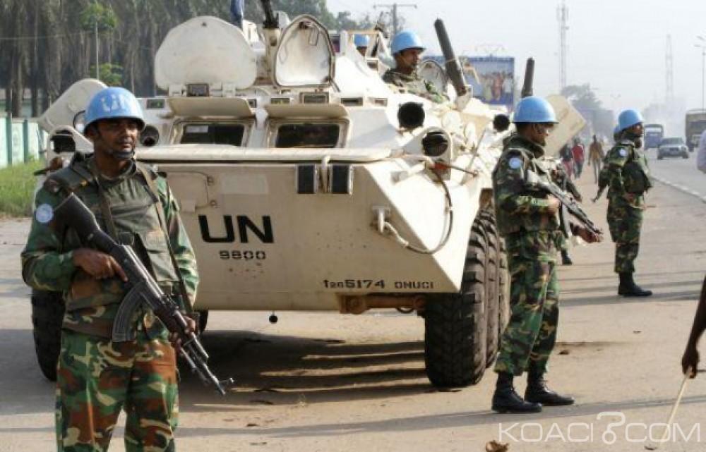 Côte d'Ivoire: La mission de l'ONUCI a coûté 3.900 milliards de FCFA, 150 morts dans leur rang