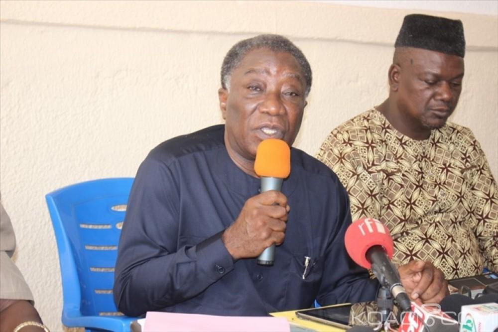 Burkina faso: L'ex-parti au pouvoir dénonce une volonté de «solder des comptes»