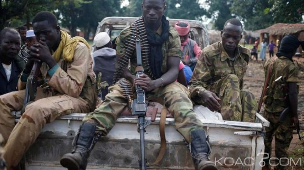 Centrafrique: Kaga-Bandoro,des affrontements entre ex-séléka et casques bleus font 15 morts