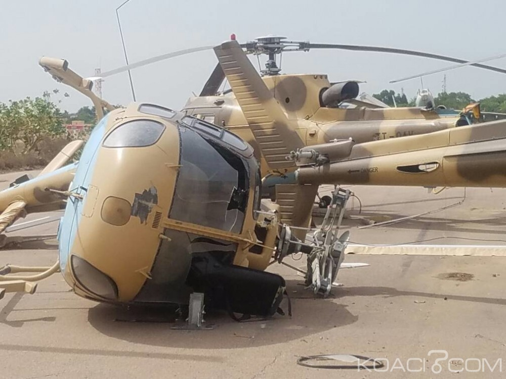 Tchad: L'armée de l'air perd  des appareils après le passage d'une tornade