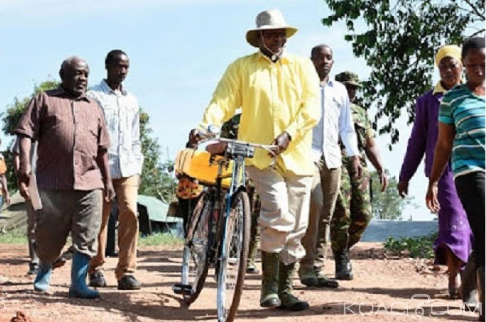 Ouganda: Trois opposants  mis aux arrêts  pour avoir organisé les funérailles de Museveni