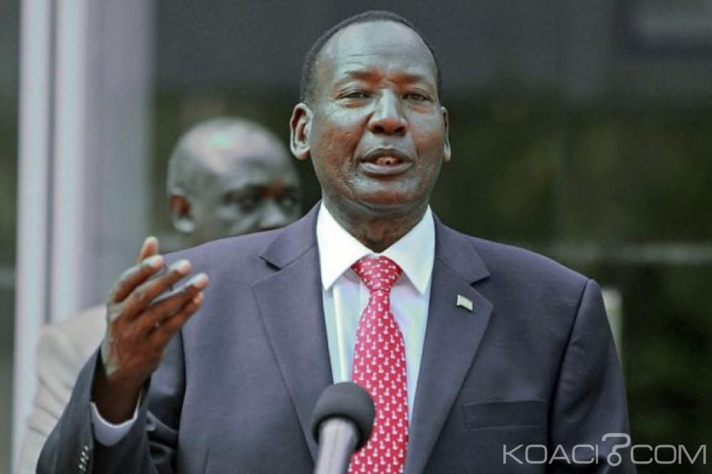 Kenya: La présidence confirme le décès soudain du ministre de l'intérieur