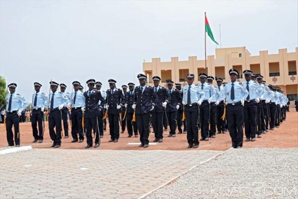 Burkina Faso: L'académie de police livre sa première cuvée de 275 cadres