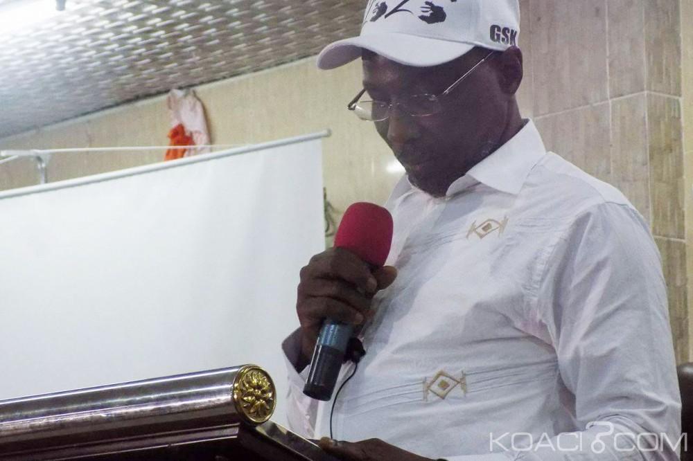 Côte d'Ivoire: Rentrée politique de l'Union des Soroïstes, Sindou aux détracteurs de Soro, «La politique ne peut pas et ne plus être une lutte de clans»