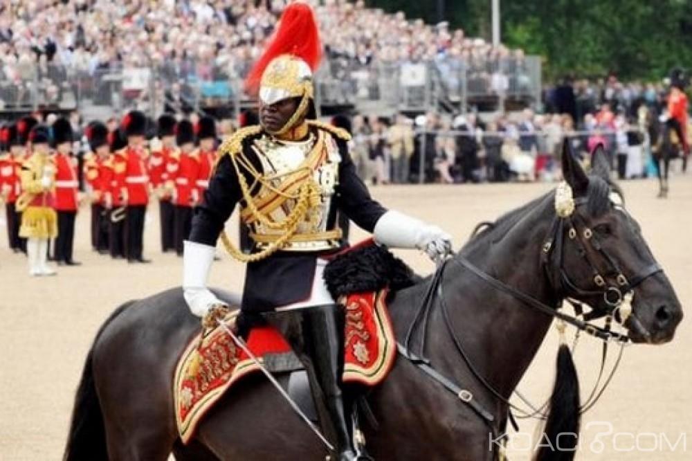 Ghana-Royaume-Uni: Un ghanéen désigné aide de camp pour la reine Elisabeth