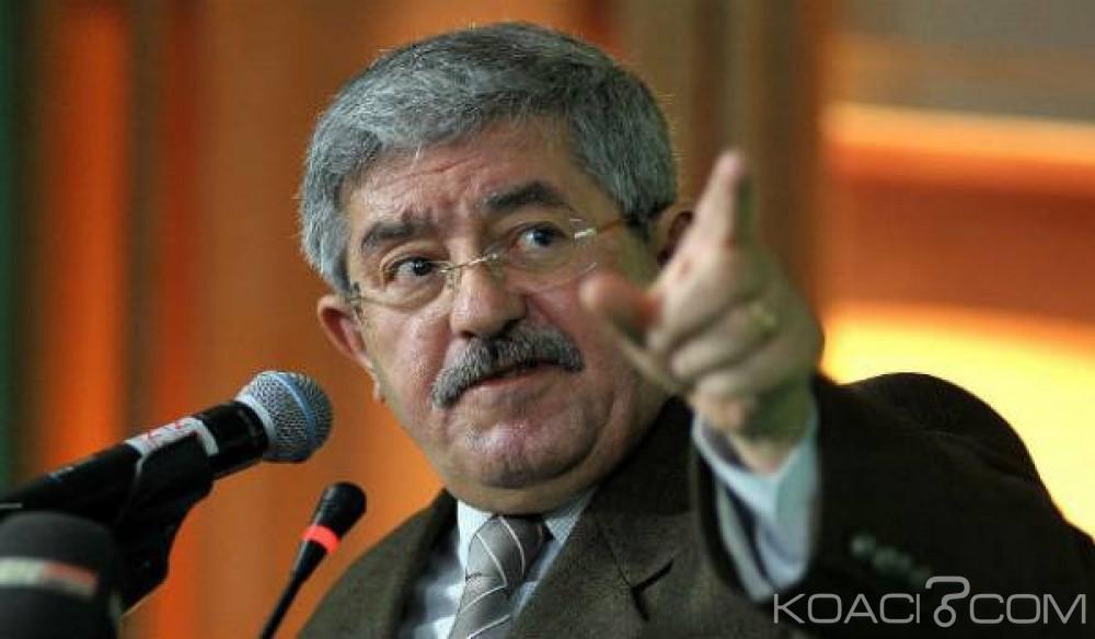 Koacinaute: Plus raciste que le Directeur de Cabinet du Président Algérien avec rang de Ministre d'Etat, Ahmed Ouyahia, tu meurs.