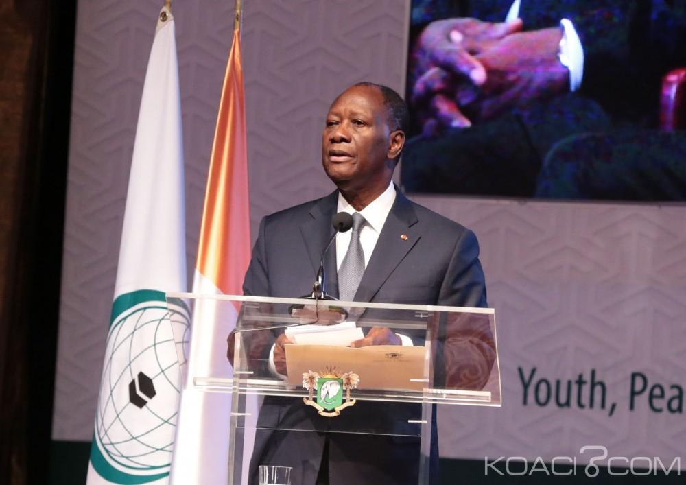 Côte d'Ivoire :  44ème réunion de l'OCI, Ouattara invite les Banques arabes à améliorer leur taux de décaissement