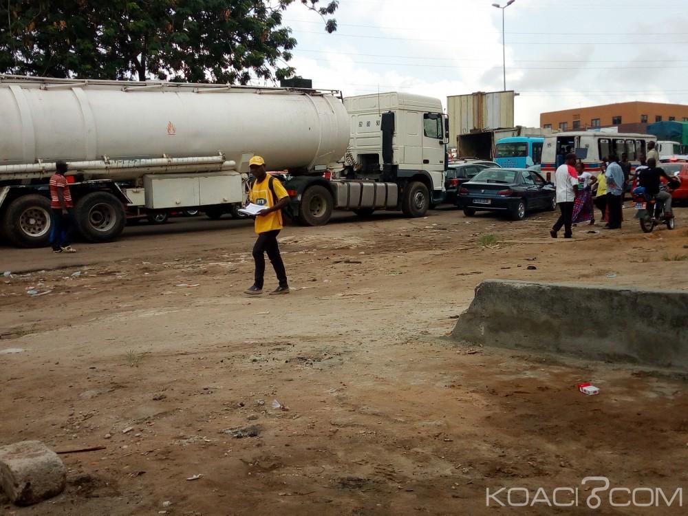 Côte d'Ivoire: Autoroute du nord, des travaux sur le pont reliant Attécoubé et Yopougon créent des embouteillages monstres
