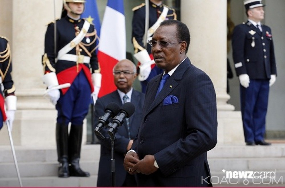 Tchad:  L'opposition dénonce le soutien des puissances occidentales à Idriss Deby