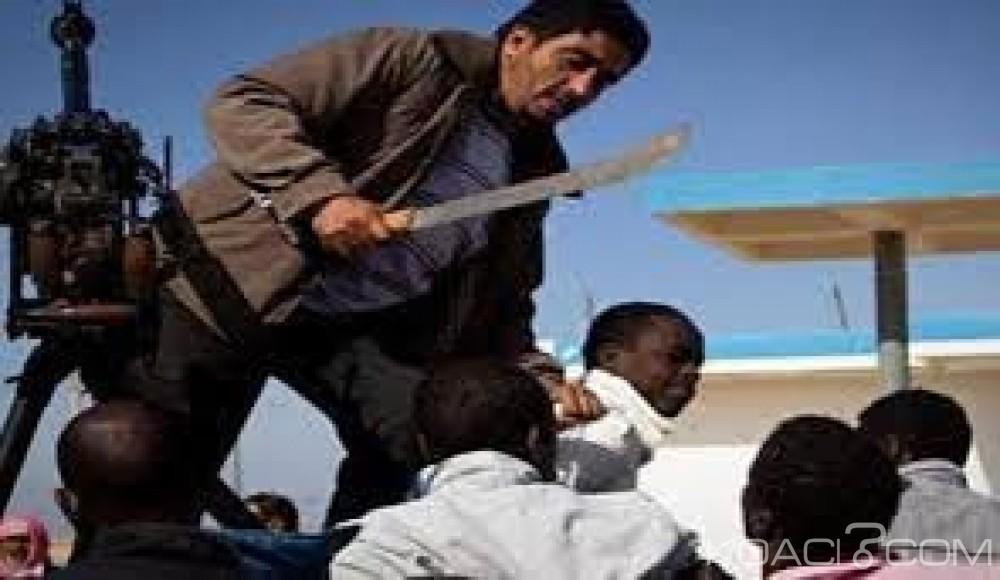 Koacinaute: L'Algérie signe et persiste dans son refus de toute présence de migrants noirs africains sur son territoire