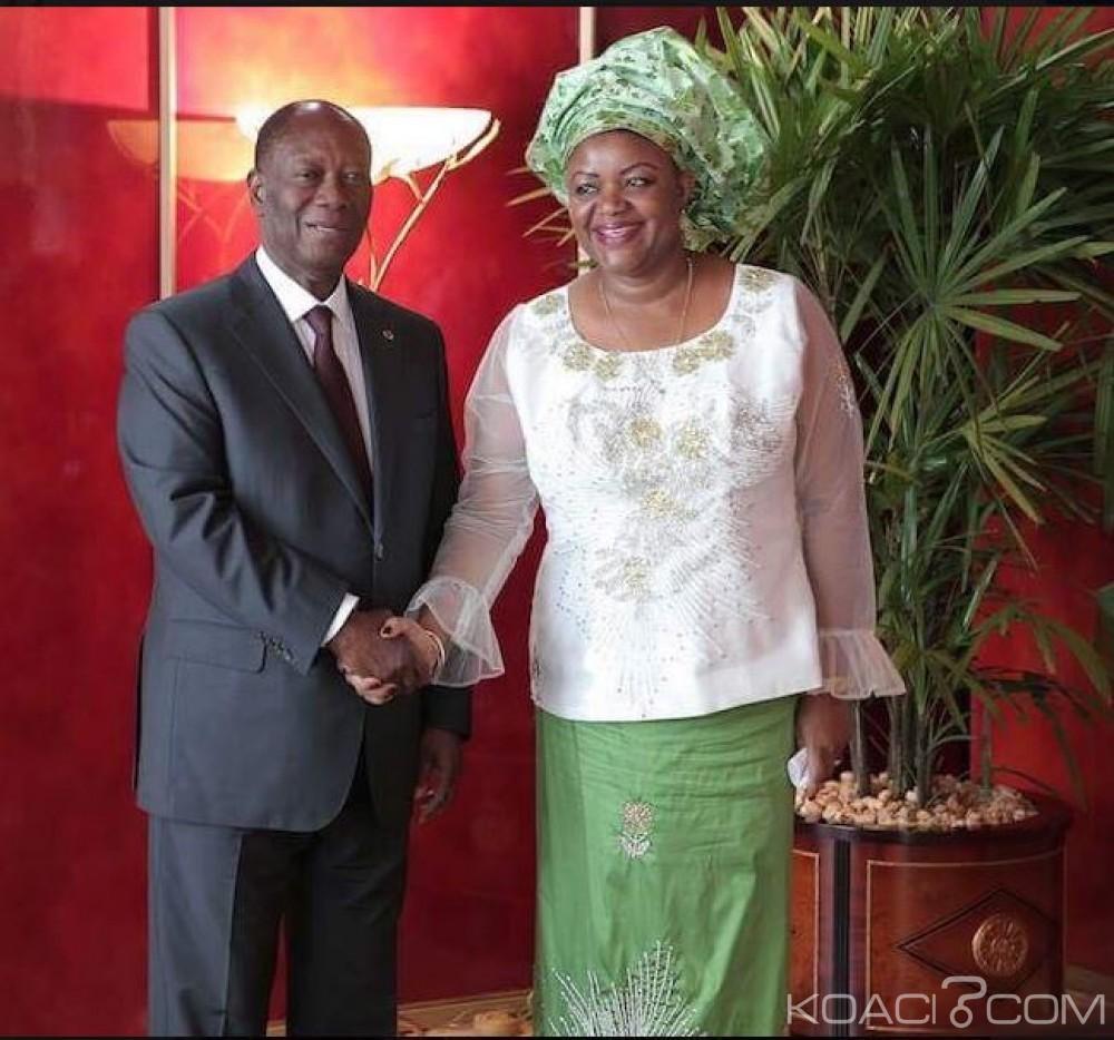 Côte d'Ivoire: Deux diplomates en fin de mission font leurs adieux à Ouattara