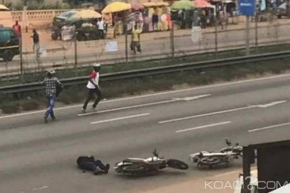 Ghana:  Fusillades à Abeka Lapaz, la tête des deux voleurs armés mise à prix