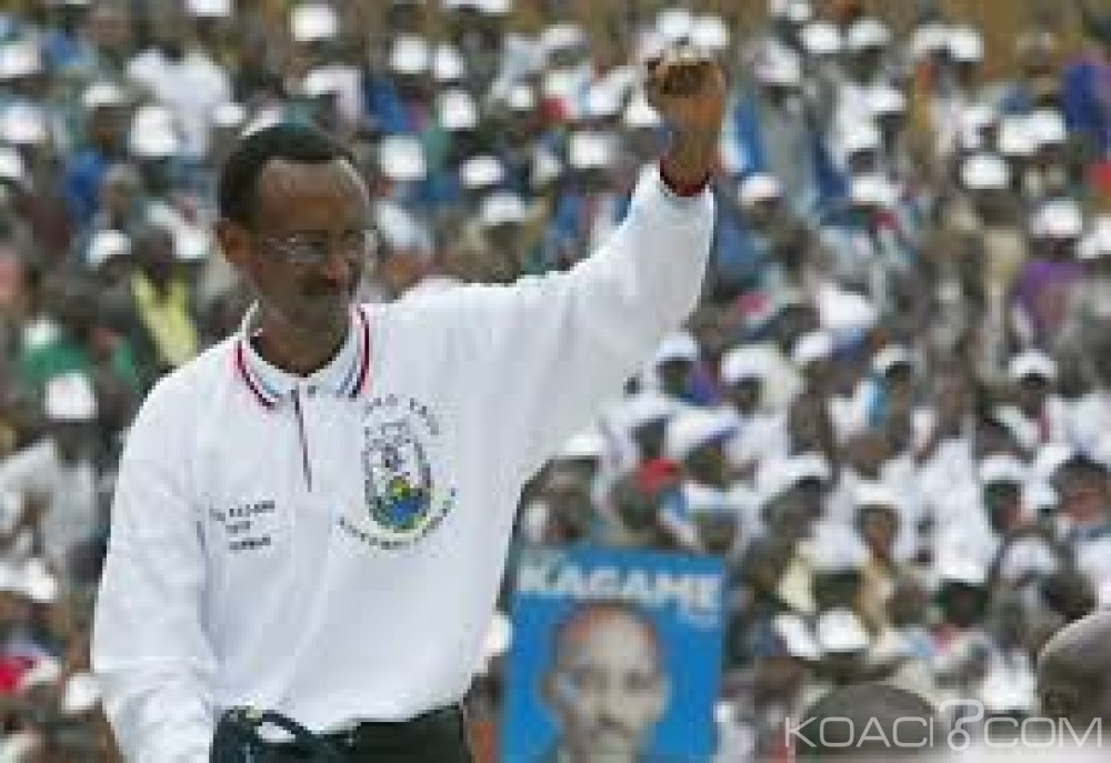 Rwanda:  Top départ de la campagne électorale, vers une victoire certaine de Paul Kagame