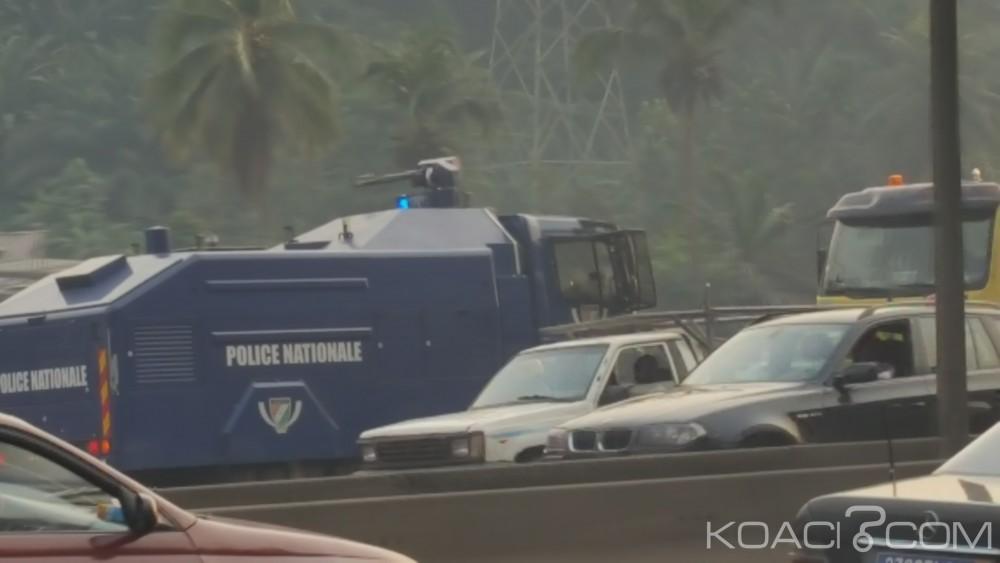 Côte d'Ivoire: Tirs nourris à Abidjan, des camions CRS arrachés, l'opération épervier suspendue