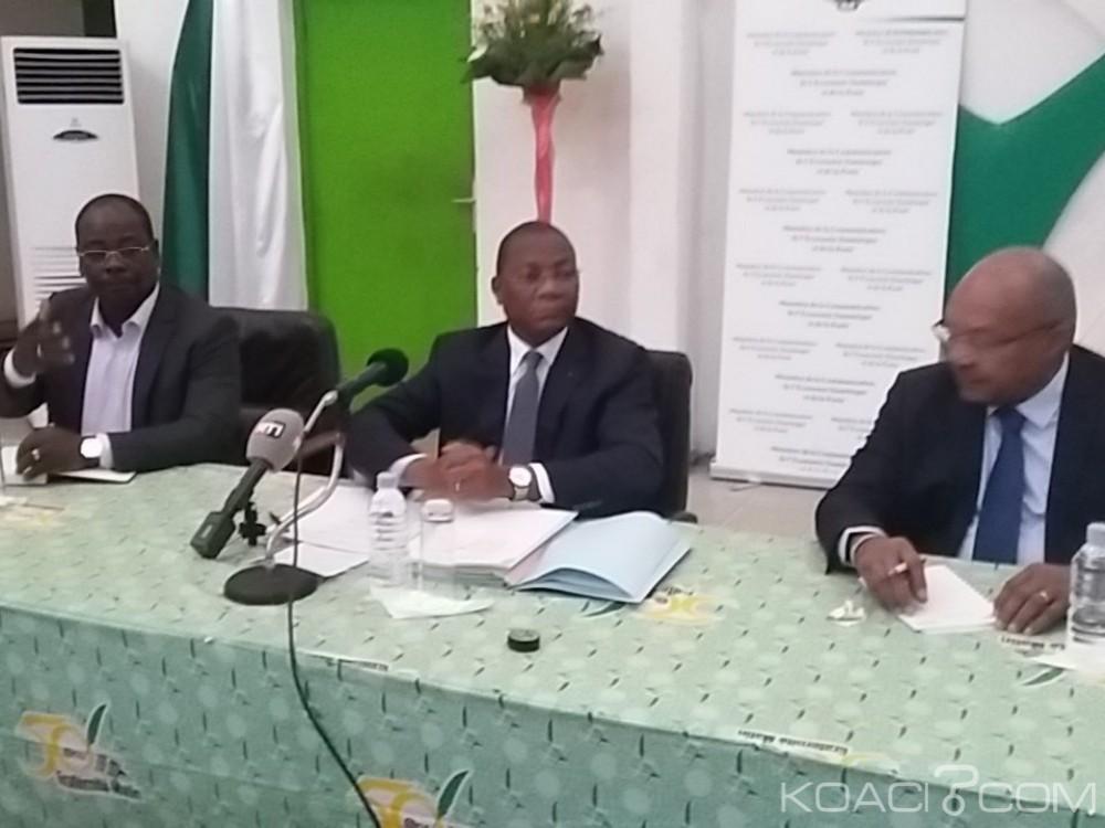 Côte d'Ivoire: Fraternité matin, Bruno Koné  ignore les difficultés des employés depuis que l'entreprise est dirigé par le duo, Konan et Saganogo