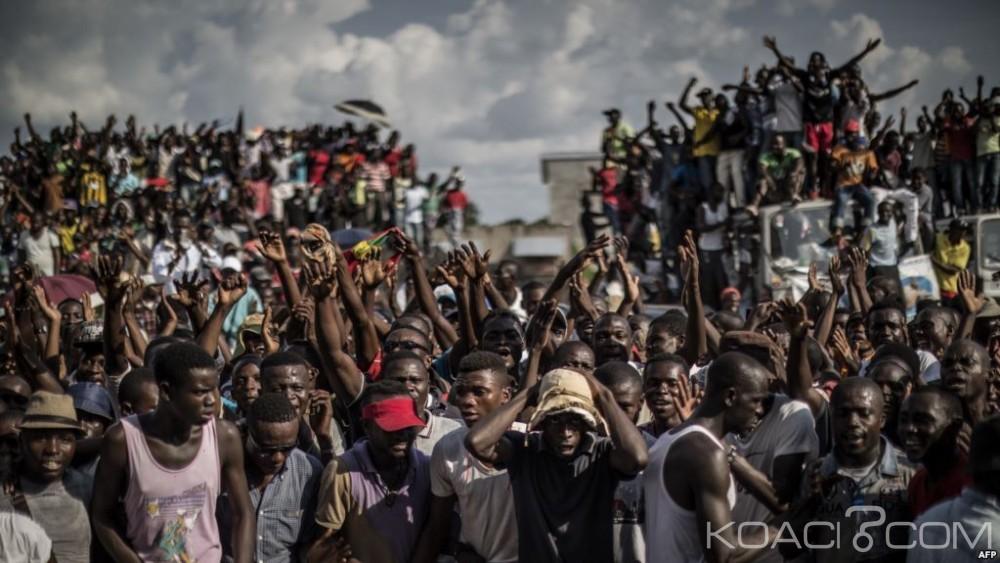 Congo: Sept morts et 82 blessés  dans un carnaval de fin de campagne  à Brazzaville