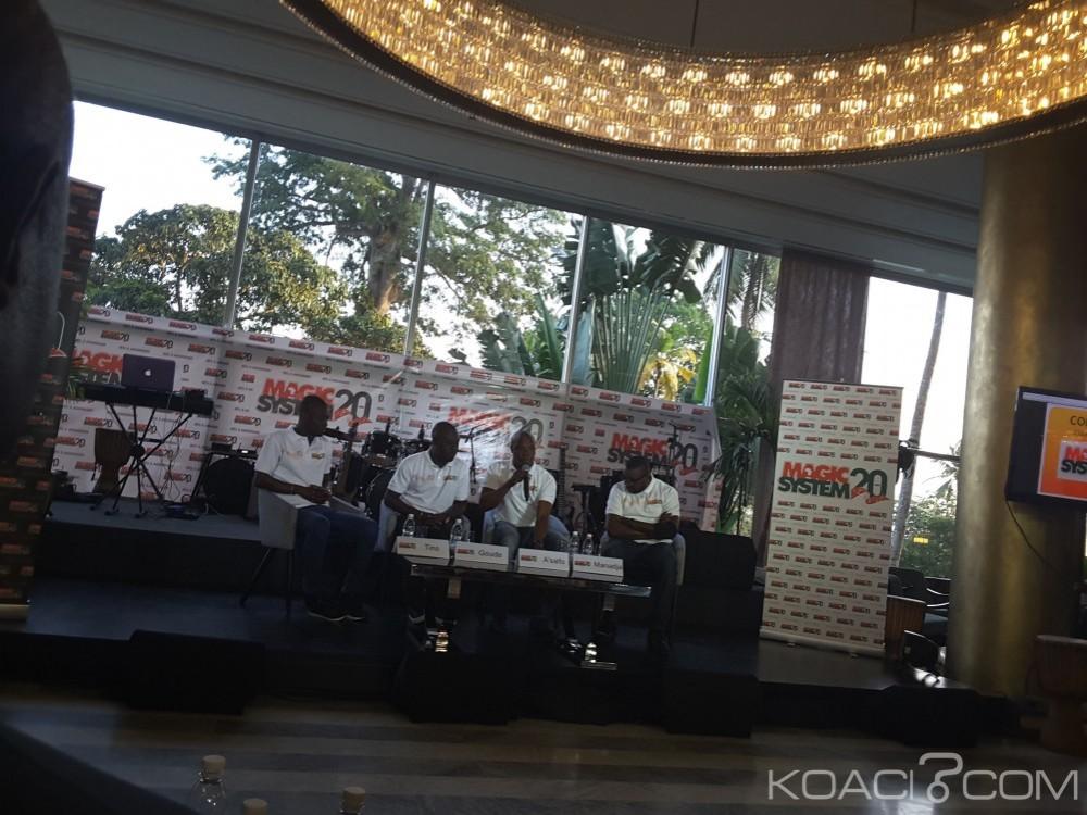 Côte d'Ivoire: Célébration de ses 20 ans, Magic System en tournée africaine pour marquer l'histoire du groupe