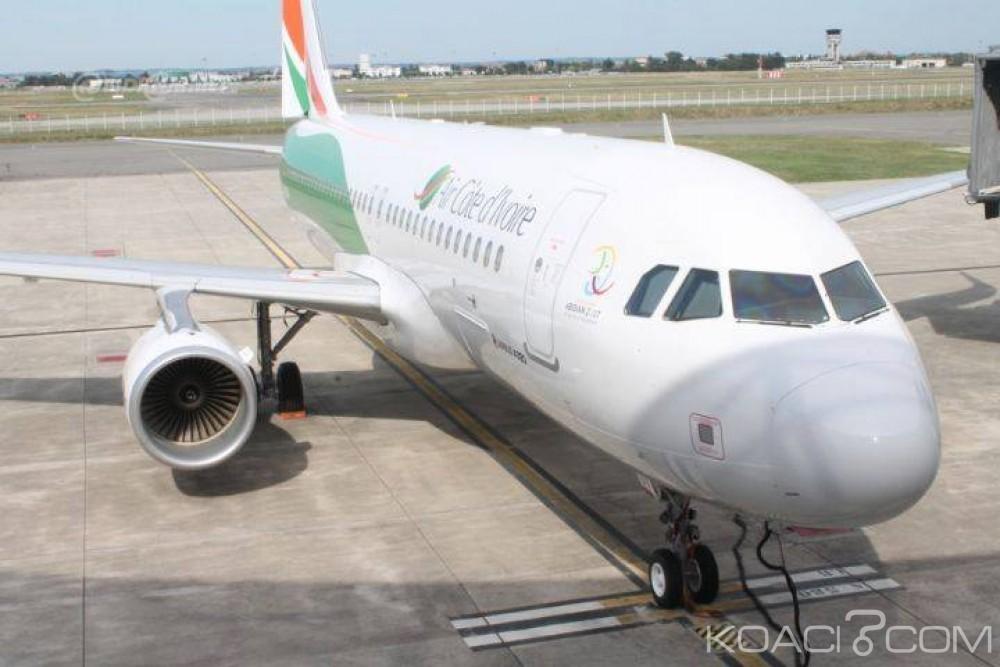 Côte d'Ivoire: Air Côte d'Ivoire s'offre un Airbus A320 à Toulouse