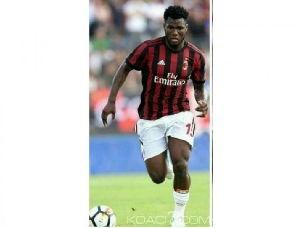 Côte d'Ivoire: Les débuts prometteurs de Franck Kessié avec le Milan AC