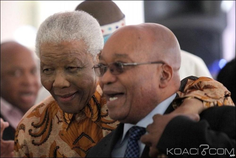 Afrique du Sud: Mandela Day, l'ex ministre Pravin Gordhan profite pour exiger le départ de Zuma