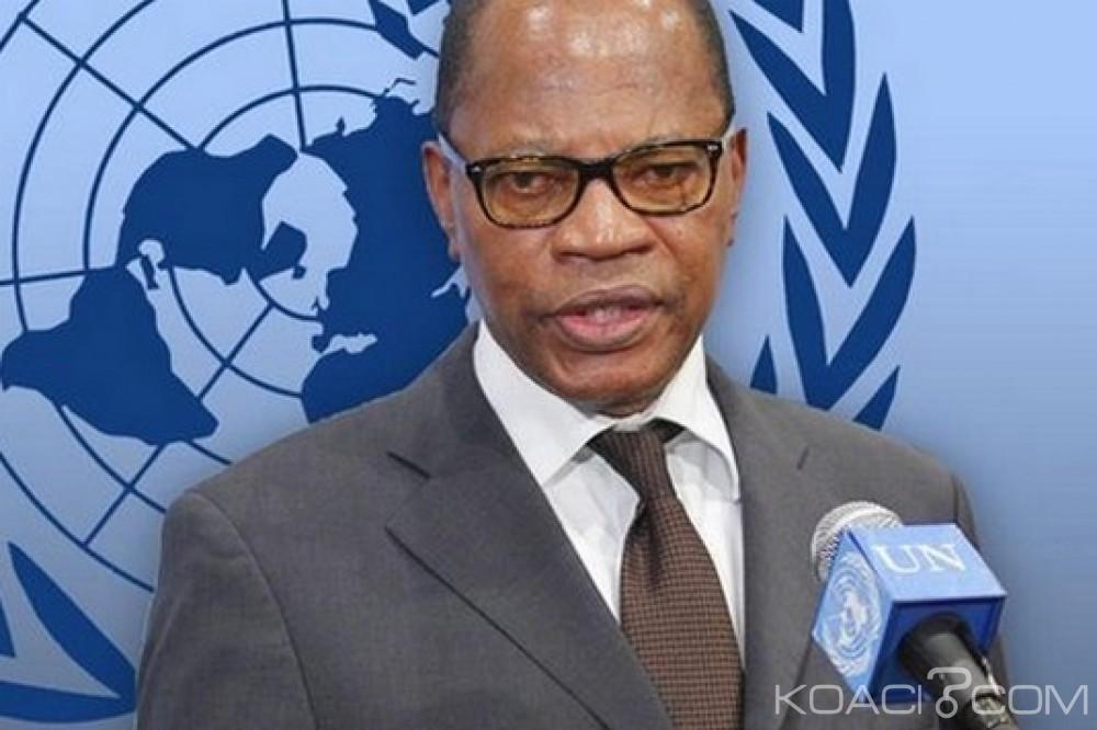Côte d'Ivoire-ONU: Ibn Chambas à Abidjan pour faire le point sur l'après ONUCI
