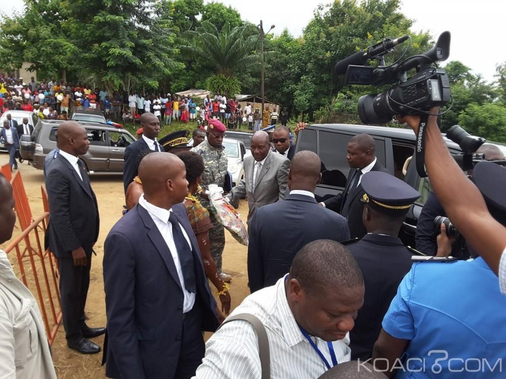 Côte d'Ivoire: Remise officielle des clefs du village des jeux de la francophonie marquant le début des festivités