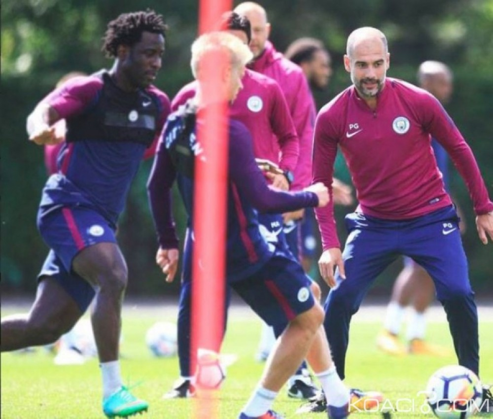 Côte d'Ivoire: Écarté du groupe pour la pré-saison aux USA,  Pep Guardiola explique le cas de Bony