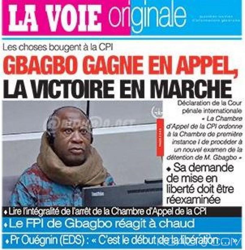 Côte d'Ivoire: Après la décision de la Chambre d'appel, les partisans de Gbagbo crient «Victoire»