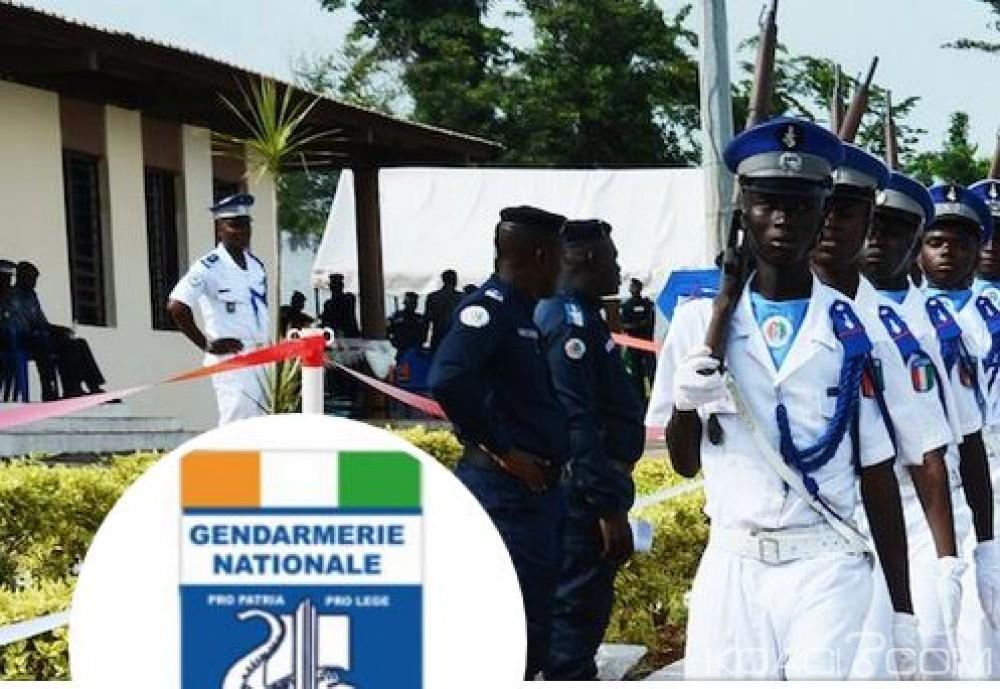 Côte d'Ivoire:  Des messages  publiés sur un faux compte au nom de la gendarmerie nationale