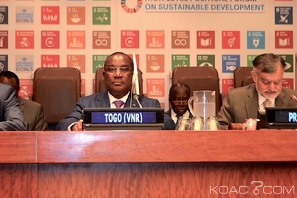 Togo: Rapport à New York sur l'atteinte des ODD
