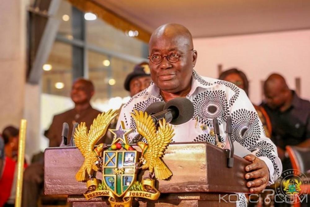 Ghana: Akufo-Addo attendu à Abidjan et en France