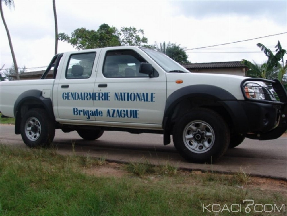 Côte d'Ivoire: La brigade de la gendarmerie d'Azaguié attaquée par des individus non identifiés