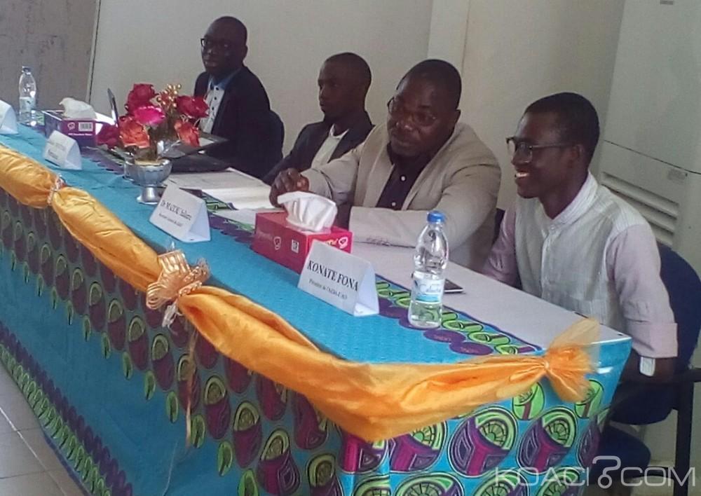 Côte d'Ivoire: Université Alassane Ouattara, Google forme les étudiants en digital Training