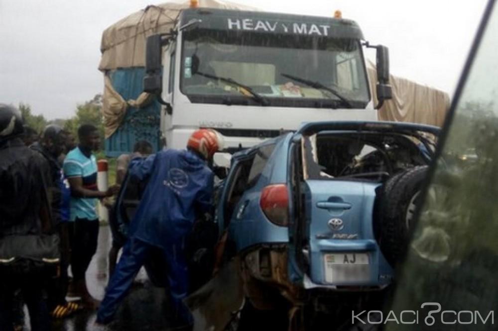 Togo: Accident à Tchaloudè, six morts dont deux humoristes