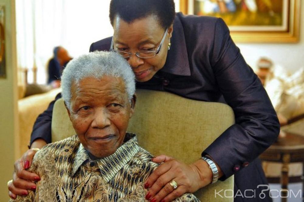 Afrique du Sud: Le médecin de Mandela livre des secrets  sur sa fin de vie, sa veuve en colère veut saisir la justice