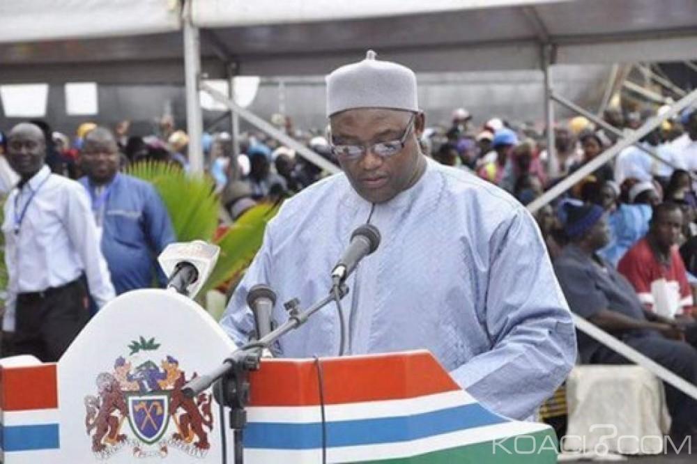 Gambie: Neuf doléances du parti APRC de Jammeh au gouvernement Barrow