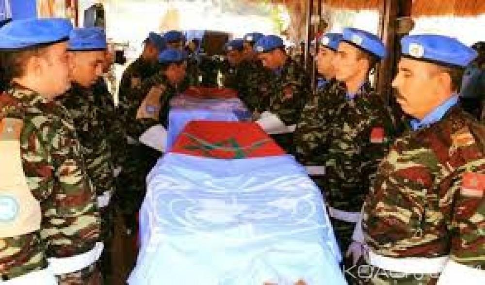 Centrafrique: Deux nouveaux casques bleus tués dans une embuscade à Bangassou