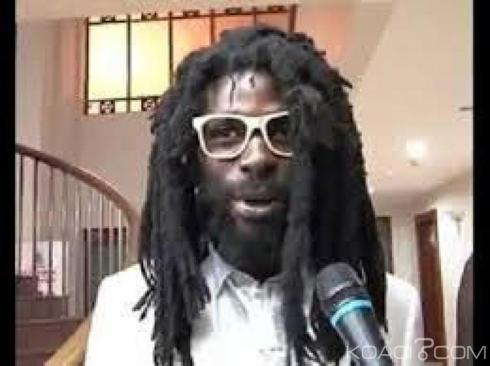 Guinée: Le chanteur reggae Takana Zion  se fait arrêter après une manifestation interdite