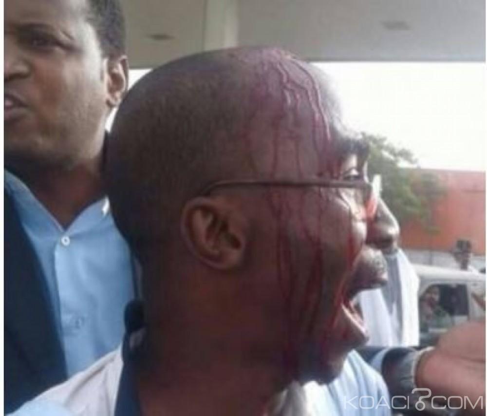 Mauritanie: Une marche de l'opposition contre le référendum constitutionnel réprimée,   Plusieurs blessés