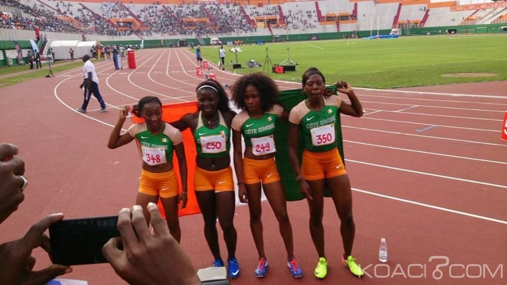 Côte d'Ivoire: Jeux de la francophonie, la Côte d'Ivoire occupe désormais la septième position